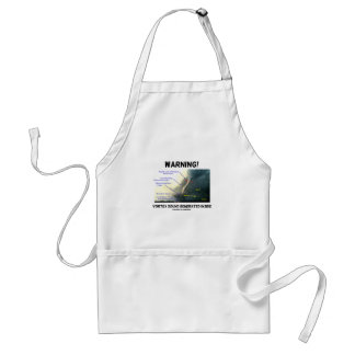 Warning! Vortex Sound Generated Inside Adult Apron