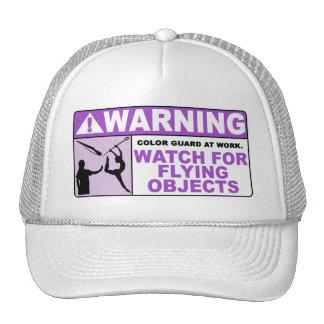 WARNING Watch For Flying Objects! Trucker Hat