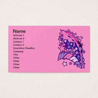 WARP BUSINESS CARD