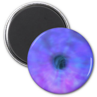 Warp Dimension Fridge Magnets
