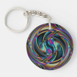 Warp Gate Acrylic Keychain