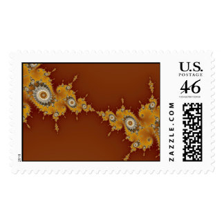 warp postage stamp