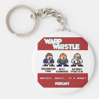 Warp Whistle Keychain
