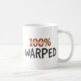 Warped 100 Percent Mugs