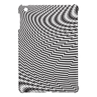 Warped and Twisted Checkerboard iPad Mini Covers