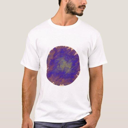 Warped (blue orb) T-Shirt