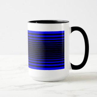 Warped Blue-Shift Mug