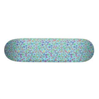 Warped Candy Skateboard Deck