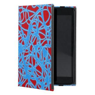 Warped Circles iPad Mini Case