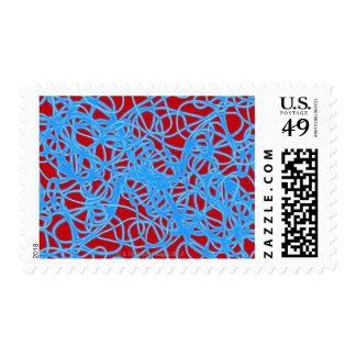 Warped Circles Stamps