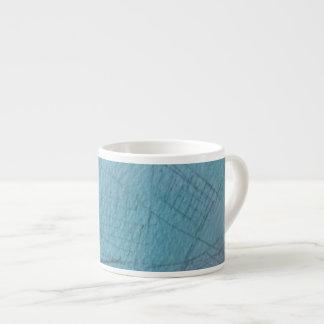 warped espresso cup