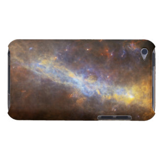 Warped Galactic Ring iPod Touch 4 Case
