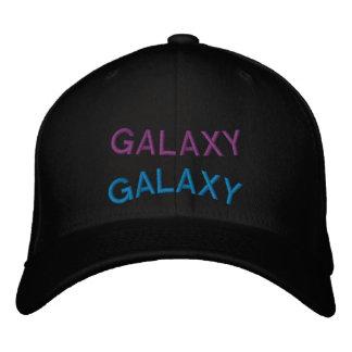 Warped Galaxy Hat Baseball Cap