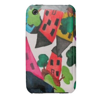 warped iPhone 3 covers