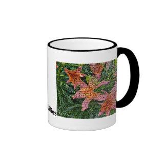 Warped Lillies, Warped Lillies Mugs