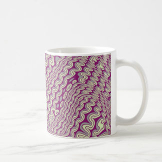Warped LINEs Coffee Mug