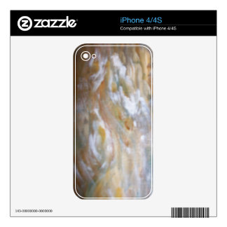 Warped Plywood iPhone 4 Decals
