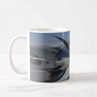 Warped Propeller Mug