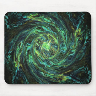 Warped Space Mouse Pad