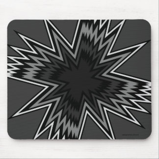 Warped Star Mousepad 2