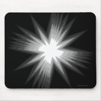 Warped Star Mousepad 3
