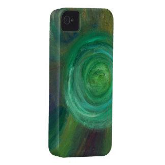 Warped Vortex iPhone Case