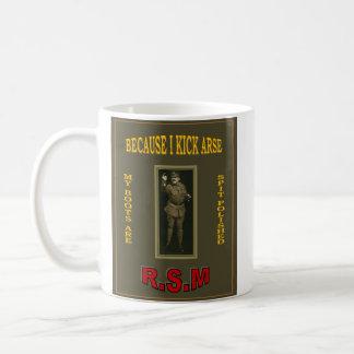 WARRANT OFFICER COFFEE MUG
