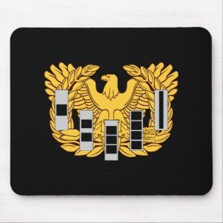 Warrant Officer Mousepad