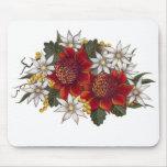 Warratha Flannel Flower Mouse Mat