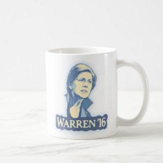 Warren '16 coffee mug