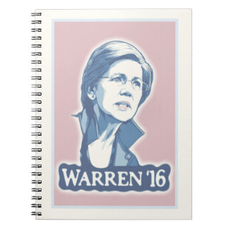 Warren '16 note books