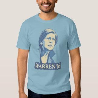 Warren '16 playera