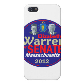 WARREN 2012 COVER FOR iPhone SE/5/5s