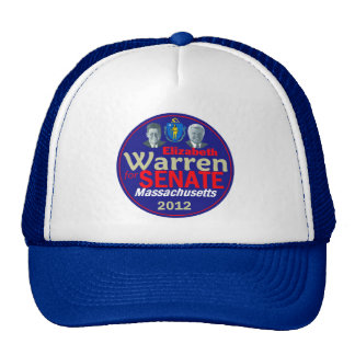 WARREN 2012 TRUCKER HAT