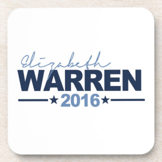 WARREN 2016 CAMPAIGN SIGN - 2016 png Drink Coaster