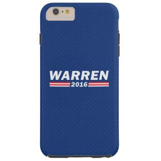 Warren 2016 (Elizabeth Warren) Tough iPhone 6 Plus Case