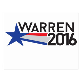 Warren 2016 postcard