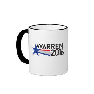 Warren 2016 ringer mug