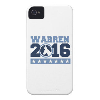 WARREN 2016 ROUND DONKEY - 2016.png iPhone 4 Covers