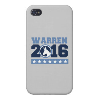 WARREN 2016 ROUND DONKEY - 2016.png iPhone 4/4S Cover