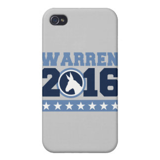 WARREN 2016 ROUND DONKEY -.png iPhone 4/4S Cover