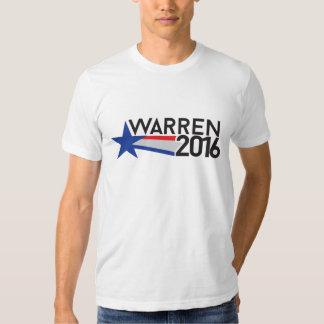 Warren 2016 shirt