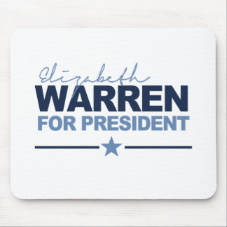 WARREN 2016 SIGNERICA -.png Mouse Pad