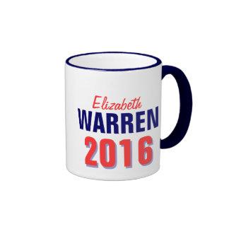Warren 2016 taza de dos colores