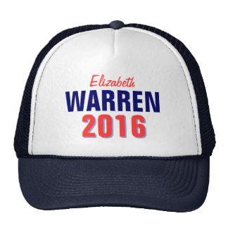 Warren 2016 trucker hat
