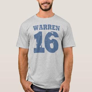 WARREN 2016 UNIFORM DISTRESSED -.png T-Shirt