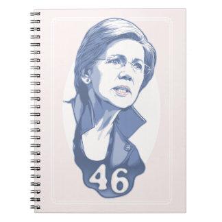 Warren 46 notebook
