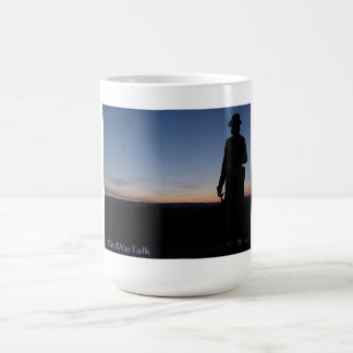 Warren at Sunset in Gettybsurg Coffee Mug