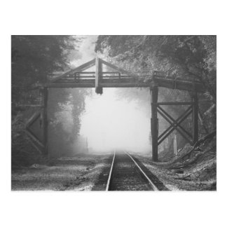 Warren Avenue Bridge - Brookhaven, Mississippi Postcard