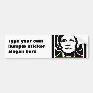 WARREN BUMPER STICKERS
